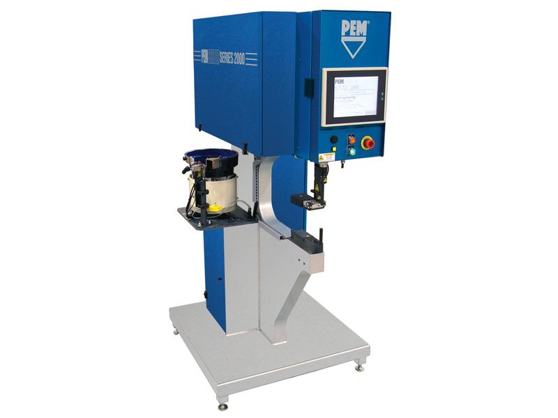 Pemserter 174 Series 2000 174 Automatic Insertion Press On Aero