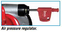 ATLAS® RIV 939 Pull-To-Pressure Tool Air Pressure Regulator