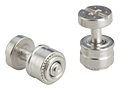 Screw head, no spring – PFHV Metric only